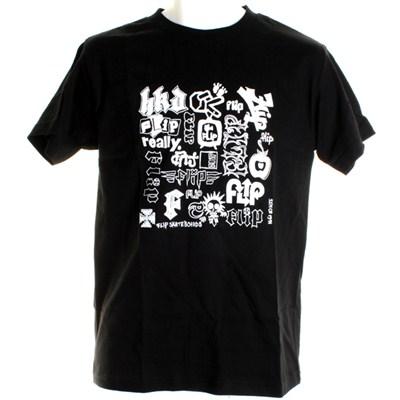 Combo Platter Youth S/S T-Shirt - Black
