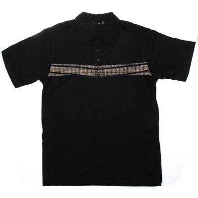 Marko S/S Polo Shirt - Black