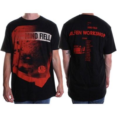 Mindfield S/S T-Shirt - Black