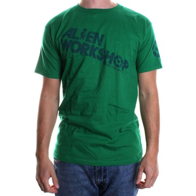 Side step S/S T-Shirt - Kelly Green