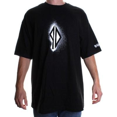 Spray PD S/S T-Shirt - Black