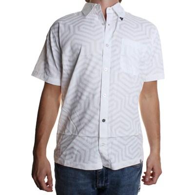 Mastermind S/S Shirt - White