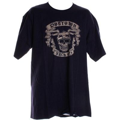 F**k Off S/S T-Shirt - Navy