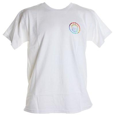 Trip Swirl Premium S/S T-Shirt - White