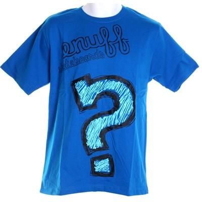 Sketchy S/S T-Shirt - Blue