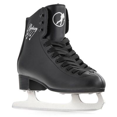 Galaxy Black Ice Skates
