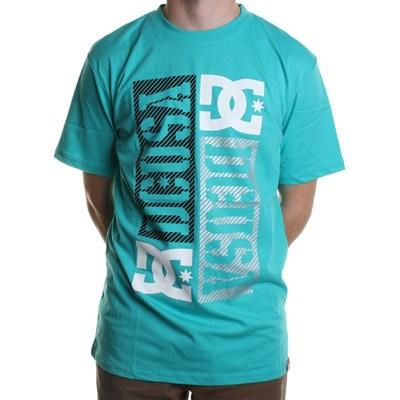 RD Flipped S/S T-Shirt - Tahiti Blue