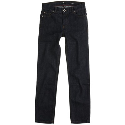Straight Up Jeans - Indigo Rinse
