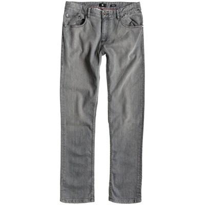 Straight Up Jeans - Light Grey