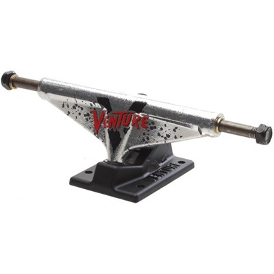 5.25 Hi Horror Polish/Black Skateboard Trucks