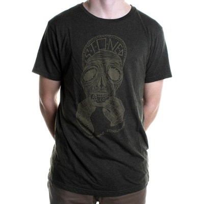 Wizecrack Black Heather S/S T-Shirt