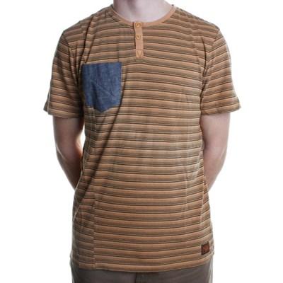 Nar Crew S/S T-Shirt - Golden Mustard