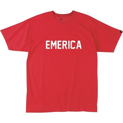 Standard Issue S/S T-Shirt - Red