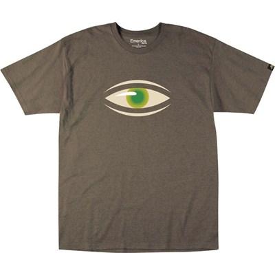 Heritic S/S T-Shirt - Brown Heather
