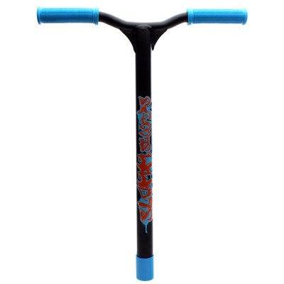 Replacement Scooter Handlebars - Black/Blue