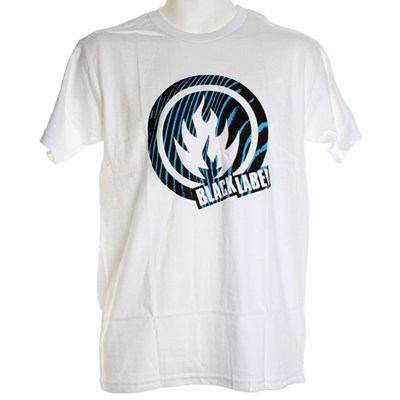 Wild Flame S/S T-Shirt - White