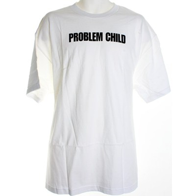 Problem Child S/S T-Shirt - White