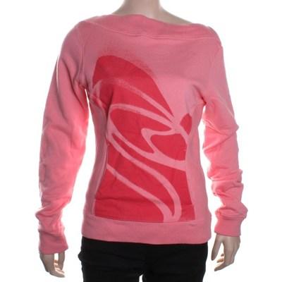 New Crew Sweater - Blush Pink