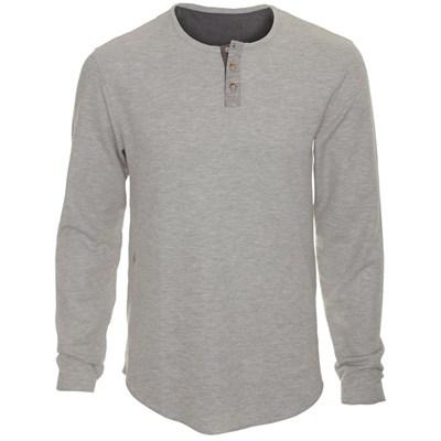 Suburban L/S Thermal Shirt - Neutral Gray