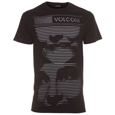 Spied S/S T-Shirt - Black