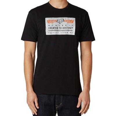 Aptitude S/S T-Shirt - Black