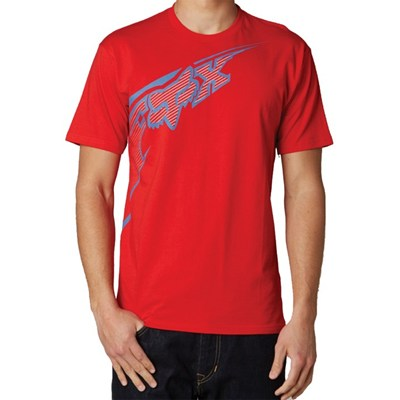Congressor S/S T-Shirt - Red