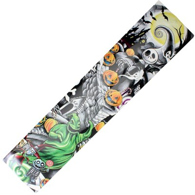 ScootID Custom Bar Wrap - Halloween