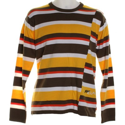 Baleal Crew Sweater - Cub Brown
