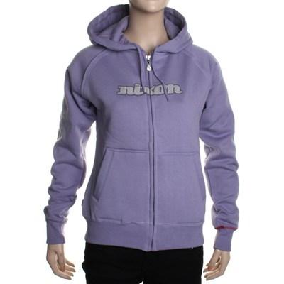 Trusty Zip Girls Hoody - Lavender