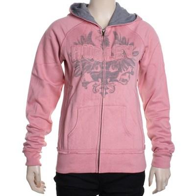 Vanguard Girls Zip Hoody - Pink