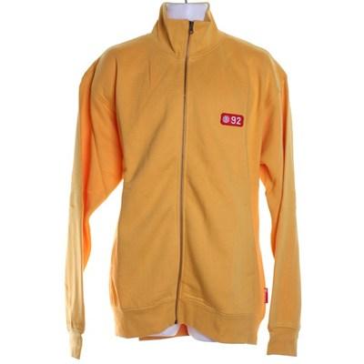 92 Element Zip Crew Jacket - Straw