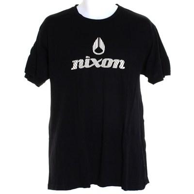 Say-So Slim S/S T-Shirt - Black