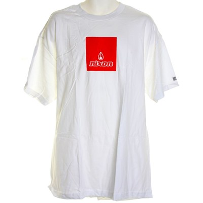 Box Logo S/S T-Shirt - White