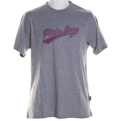 July 09 S/S T-Shirt - Grey Marle