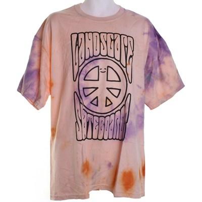 Hippy Logo S/S T-Shirt - Tie Dye