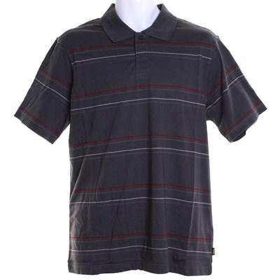 Bonasila S/S Polo Shirt - Charcoal