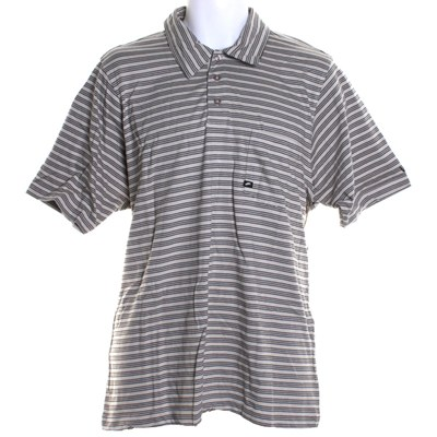Buttoned-Up S/S Polo Shirt - Light Green