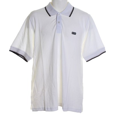 Mr Manners S/S Polo Shirt - White