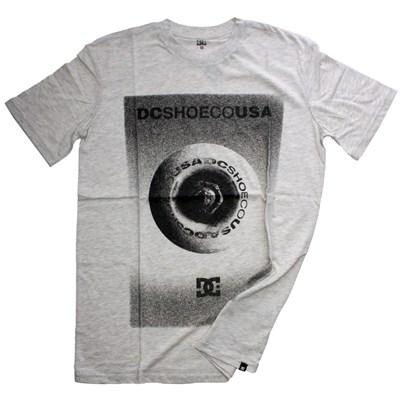 Clipse Camo S/S T-Shirt - Heather White