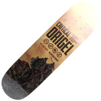 Fernan Origel Seed Series Critical 8inch Skateboard Deck