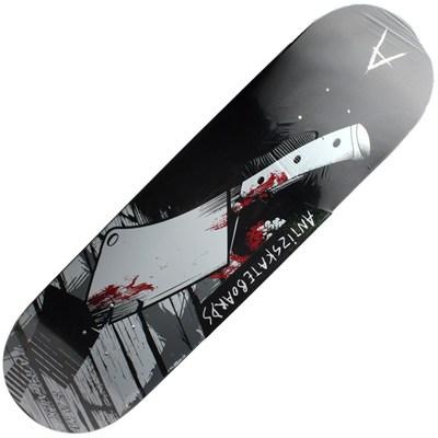 Sam Partaix Butcher 8.06inch Skateboard Deck