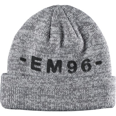 EM96 Beanie - Grey Heather