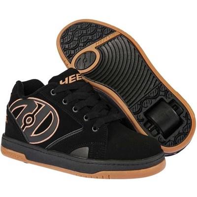 Propel 2.0 Black/Gum Kids Heely Shoe