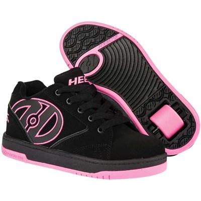 Propel 2.0 Black/Hot Pink Kids Heely Shoe