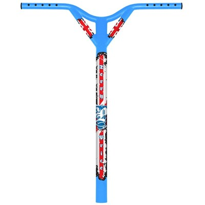 MGP Terry Price Signature Scooter Handlebars (Oversized - 35mm) - Blue