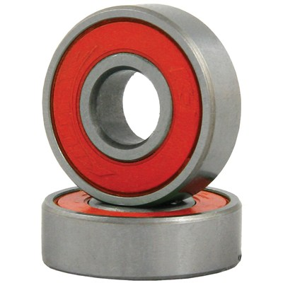 Madd K-1 (~ABEC 7) Scooter Bearing Set (4) - Red