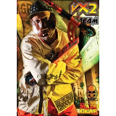 MGP Poster - VX 2 Team Scooter - 59.5cm x 42cm