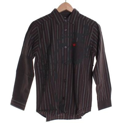 Remix Kids L/S Shirt - Asphalt