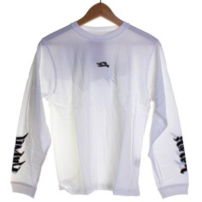 Mystic Kids L/S T-Shirt - White