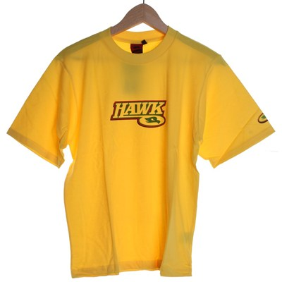 Kevin Kids Fitted S/S T-Shirt - Yellow